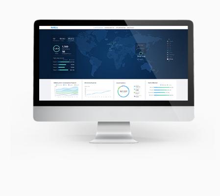 iManager NetEco6000數據中心基礎設施管理系統
