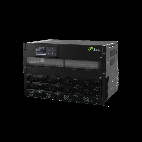電源系統6kVA+16 kW-24KV