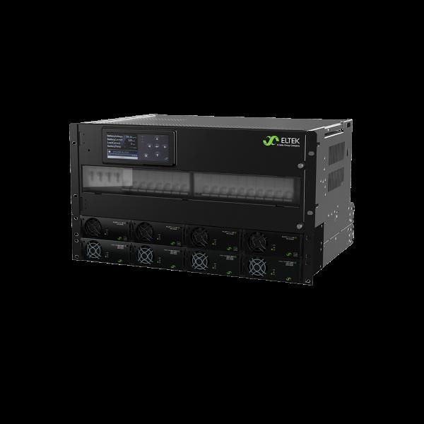 電源系統6kVA AC 16,8kW DC