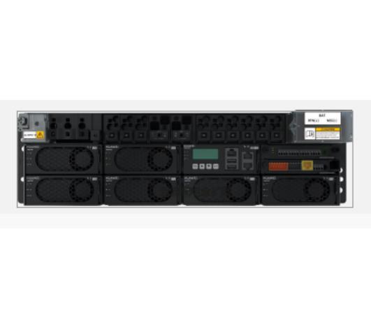 華為嵌入式電源ETP48400-C3B1 220/380Vac三相 前出入口 400A,寬19英寸,高3U